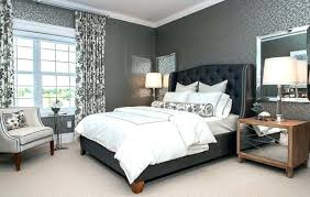 Gray master bedroom ideas Houzz Gray Krichev Gray And Blue Bedroom Blue Gray Bedroom Paint Colors For Inspiration