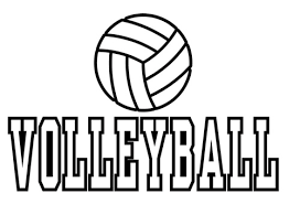 Small Picture Brilliant Ideas of Volleyball Coloring Pages To Print About