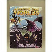 Aqw Recommendation Letter Adventure Quest Worlds 2012 Calendar 0852854003030 Amazon
