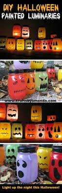 Full tutorial on how to make these AWESOME luminaries ghouls for Halloween!  I LOVE all