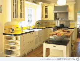 Wonderful Yellow Kitchen Ideas And Yellow Kitchen Ideas For Magnificent Yellow Kitchen Ideas