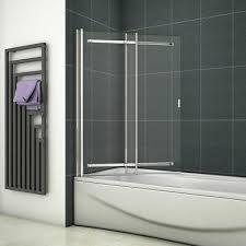 chrome bathroom sliding design over
