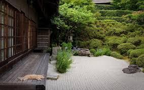Japanese Rock Garden Building