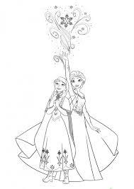Aici gasesti fise de colorat cu ariel merida elsa anna dar chiar si rapunzel si vaiana. Desene Cu Elsa È™i Ana De Colorat PlanÈ™e È™i Imagini De Colorat Cu Elsa È™i Ana