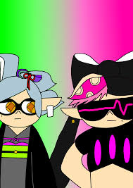 callie and marie Splatoon 2 Pandora ...