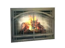fireplace glass door replacement fireplace glass doors with blower fireplace door replacement parts gas doors open