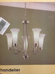 portfolio 5 light chandelier antique pewter finish model 0394128