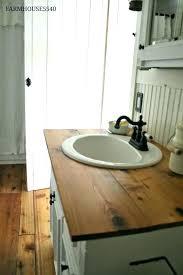 bathroom farm sink. Apron Sink Bathroom Vanity Farm Farmhouse S Bath .