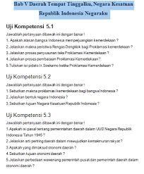 Maybe you would like to learn more about one of these? Kunci Jawaban Pkn Kelas 7 Mata Pelajaran