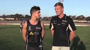 Tom Fields drafted by Carlton in AFL Rookie Draft - YouTube