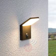 white outdoor wall light with motion sensor lighting black massive boston outdoor wall lights led