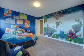 Amazing Skylander Bedroom Photo   1