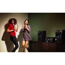 NEW FULL BOX - Sony MHC-M40D Dàn âm thanh Hifi - DVD - Bluetooth - Mic in /  Guitar