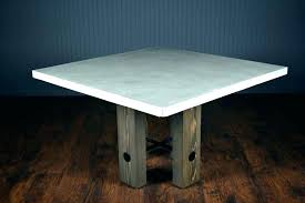 round concrete table top round concrete coffee table round concrete coffee table coffee polished concrete table
