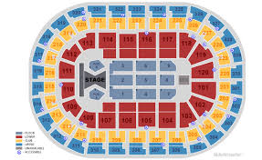 Magic Springs Concert Seating Chart Chesapeake Energy Arena Oklahoma City Tickets Schedule