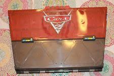 Disney Cars Fan Stand Display Case Mattel Disney Pixar Cars 100 Fan Stands Play N Display Case V100 43