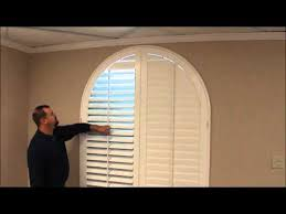 Blind Alley  Specialty Window Treatments PortfolioSemi Circle Window Blinds