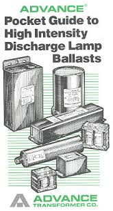 advance hid pocket troubleshooting guide Ge Hid Ballast Wiring Diagram 240V Ballast Wiring Diagram