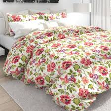 tess tropical fl duvet cover set off white to expand off white duvet covers ivory