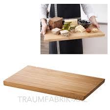 Ikea Bambou Planche à Découper Bois De Cuisine En Plaque Bord