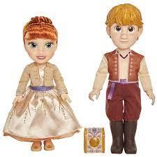 Kaufe Frozen 2 - Anna & Kristoff - 2 Pack (201464)