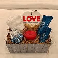 valentine s diy gift basket