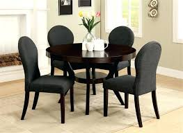 fascinating circle table and chair set dining tables breathtaking small circular dining table and chairs round