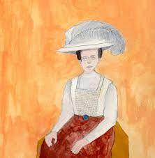 Rhea Mack | Original drawing, Drawings, Art