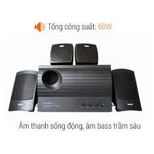 Loa vi tính Soundmax A4000 - 4.1, giá chỉ 925,000đ! Mua ngay kẻo hết!