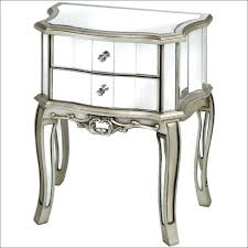 nightstands side table mirrored target end tables marble cocktail furniture large coffee with drawer full