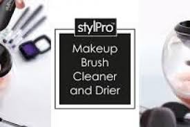 brushpearl an automatic makeup brush cleaner machine aventom