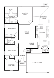 dr horton floor plans. Dr Horton - Hudson Floorplan Floor Plans