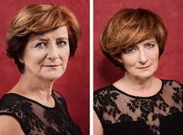 účesy Pro Krátké Vlasy Starší ženy