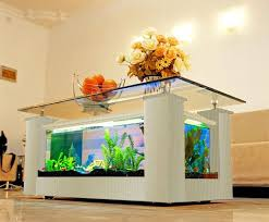 modern fish tank coffee table coffee table fish tank for cape town large