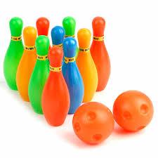 Vui Bé Đồ Chơi Ngoài Trời Mini Bowling Ngoài Trời Trẻ Em Trò Chơi Bowling  Set Tương Tác Giải Trí Giáo Dục Đồ Chơi Cho Trẻ Em Nhựa|
