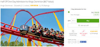kings dominion is 5 mi e off i 95 exit 98 at 16000 theme park way