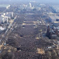 Crowd Scientists Say Womens March In Washington Had 3 Times As Many