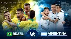 Copa America Semi-Final 2019 Live Score ...