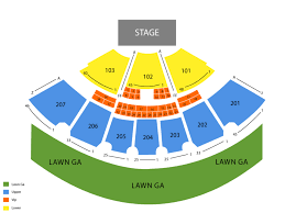 Sunlight Supply Amphitheater Seating Chart And Tickets
