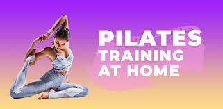 pilates workout routine fitness