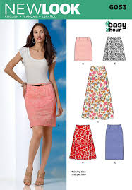Skirt Patterns Unique Amazon Simplicity Creative Group Inc Patterns New Look 48