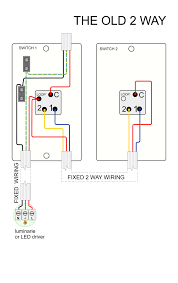 2 way light switch wiring diagram carlplant how to wire a light switch and outlet at 2 Way Wiring Diagram For A Light Switch