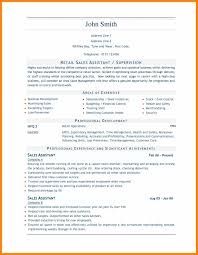 5 Cover Letter Sales Assistant Fashion Hostess Resume