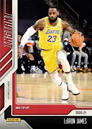 According to pwcc marketplace, a signed 2003 james exquisite collection patch rookie card. Amazon Com 2020 21 Panini Instant 14 Lebron James Basketball Card Lakers Only 617 Made Collectibles Fine Art