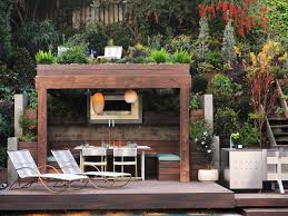 Simple Pergola how to build a wood pergola hgtv 4225 by xevi.us