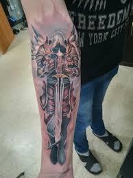 татуировка тираель