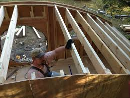 How To Build A Hobbit House How To Build A Hobbit House Building Process And House Equipping
