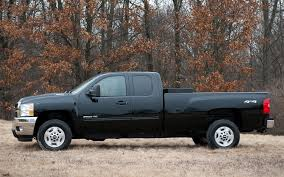 2013 Chevy Silverado, GMC Sierra HD Bi-Fuel Trucks CNG, Pump Gas ...