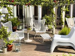 white chairs ikea ikea. Adorable Vintage Ikea Lawn Furniture Design With Wire Net Chairs And Round White Table Beneath Pergola R