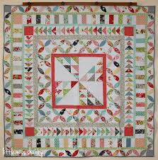 Vintage Fancy Medallion Quilt – Coriander Quilts & Vintage Fancy Medallion Adamdwight.com